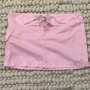 Island Company Swim skirt cover up